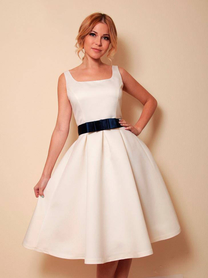 Платье На Выпускной С Поясом